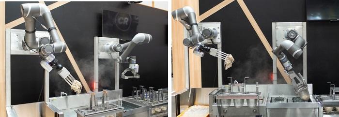 0225jreast1 - JR東日本/「駅そばロボット」をそばいちペリエ海浜幕張店に導入