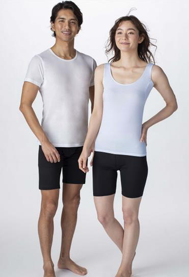 20210205hadagi - セブン&アイ/ペットボトルを原料にした機能性肌着を発売