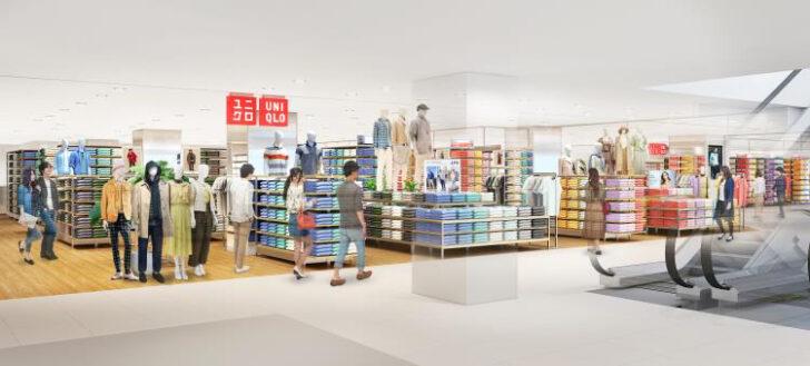 20210205tobu1 728x329 - 東武百貨店船橋店/「ユニクロ」導入、沿線のマイストア目指す