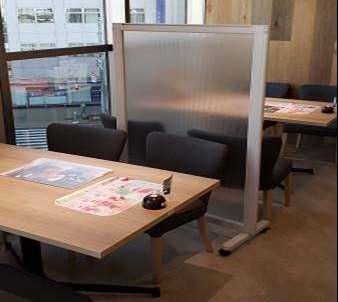 20210208denys1 - デニーズ/客席の一区画をテレワーク専用スペースとして提供する実証実験