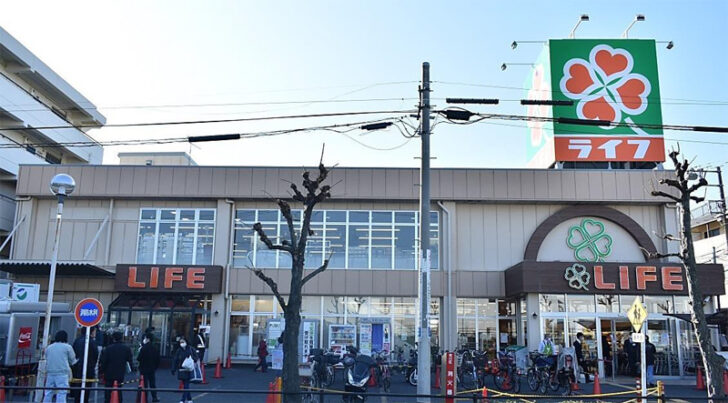 20210208ogu1 728x403 - ライフ/荒川区「ライフ東尾久店」を改装オープン