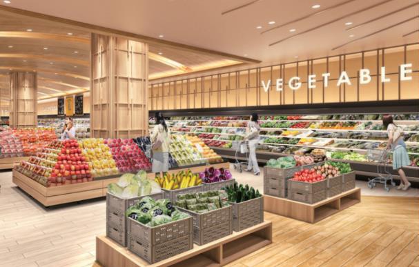 20210209ten3 - 天満屋ストア/「天満屋ハピータウン岡南店」食品売場を改装オープン