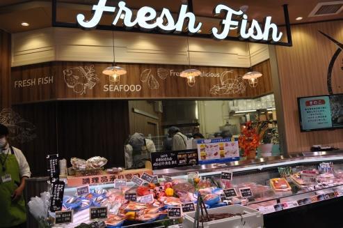 20210219life2 - ライフ/京都市の「壬生店」リニューアル、ライブ厨房設置