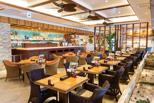20210219skylark1 - すかいらーく/神奈川県逗子市にハワイアンダイニング&カフェ「ラ・オハナ」