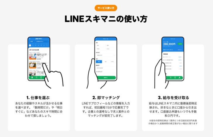 20210224line 728x468 - セブンイレブン/単発雇用マッチングサービス「LINE スキマニ」導入