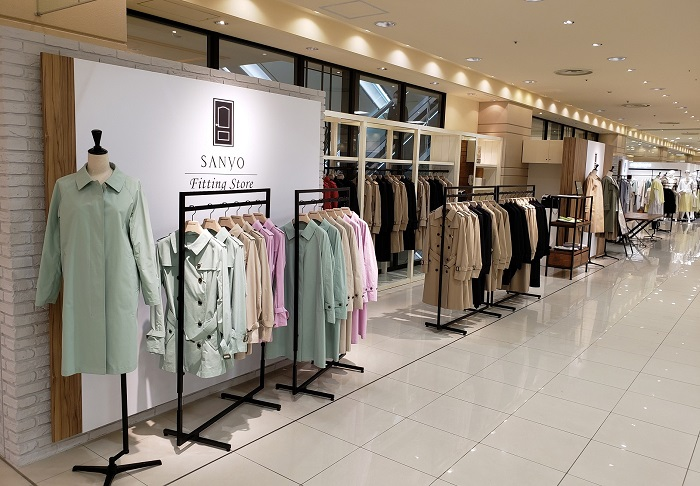 20210225sanyos1 - 三陽商会/大丸札幌店にショールーミング型店舗、東京に次ぐ第二弾