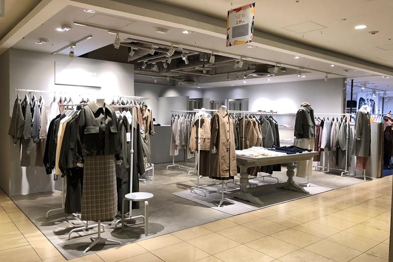 ルミネ新宿 ルミネ2店