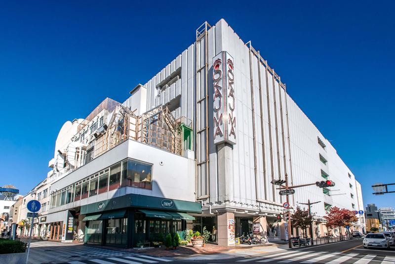 20210303okajima - 岡島百貨店/登山・アウトドア「好日山荘」をオープン