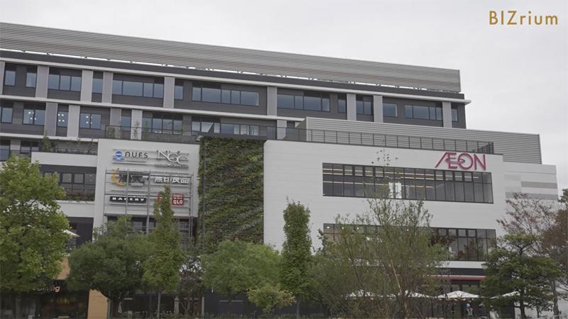 20211019noritake 1 - イオンモール/オフィス複合型商業施設「Nagoya Noritake Garden」公開