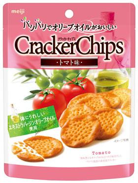 「クラッカーチップス トマト味」32g