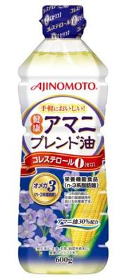 AJINOMOTO 健康 アマニブレンド油