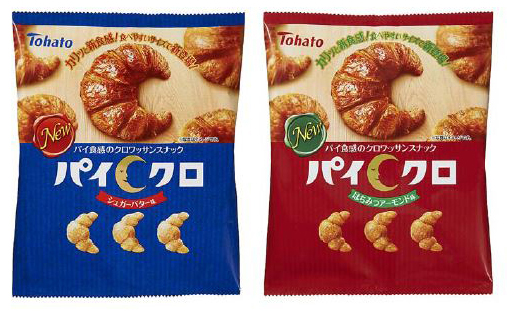 東ハト/「パイクロ はちみつアーモンド味」発売