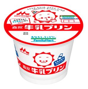 牛乳プリン(ホモちゃん!ファミマへ行く)