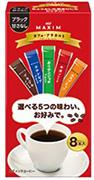 マキシム スティックコーヒー カフェ・アラカルト8本入