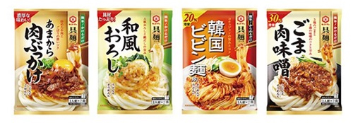 「具麺ソース」シリーズ