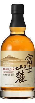 ウイスキー 富士山麓 樽熟原酒50°