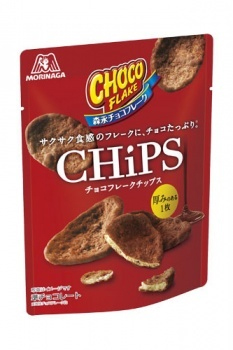 チョコフレークチップス