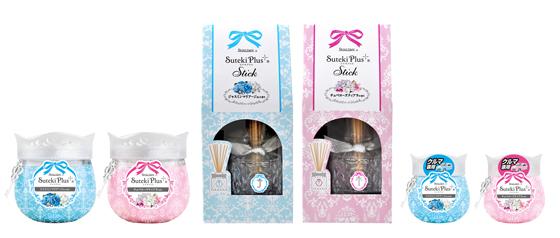 SHALDANステキプラスは2種類の香りをラインナップ