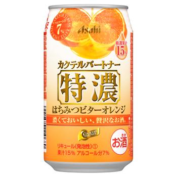 カクテルパートナー 特濃シリーズ はちみつビターオレンジ