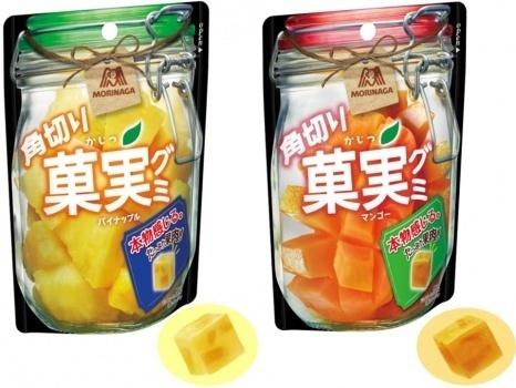角切り菓実 パイナップル・マンゴー