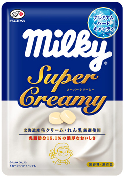 スーパークリーミーミルキー