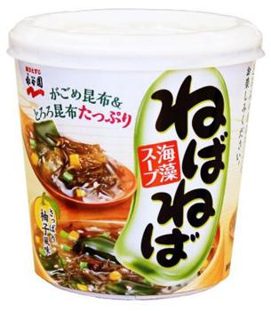 ねばねば海藻スープ