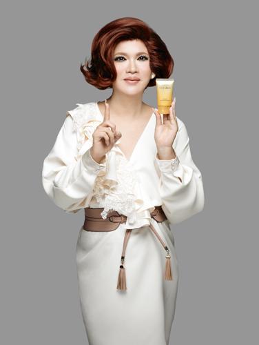「フレッシェル BBクリーム」PRアンバサダーにIKKOさんが就任