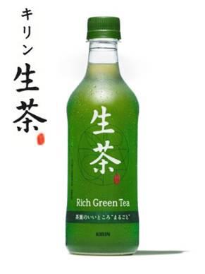フルリニューアルする「生茶」