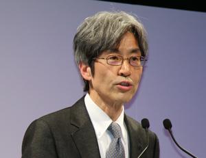 枝伸・マーケティング第一部長