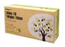 オリーブオイルポテトチップス アンチョビガーリック味