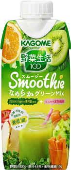 野菜生活100 Smoothie なめらかグリーン Mix