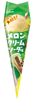 ジャイアントカプリコ メロンクリームソーダ