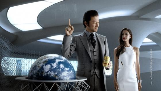 浅野忠信さん、岡田准一さん出演「麦とホップ The gold」新CM