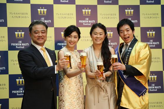 ゲストに竹内結子さん、澤穂希さん、今田耕司さん2