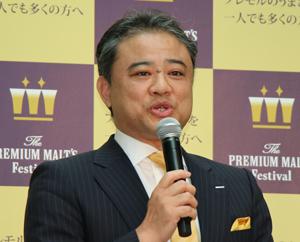 西田英一郎・執行役員 プレミアム戦略部長