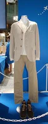 岡田准一さんがCMで使用した衣装
