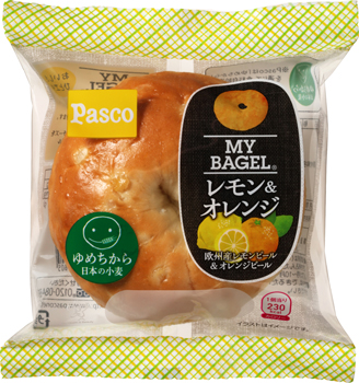 MY BAGEL レモン&オレンジ