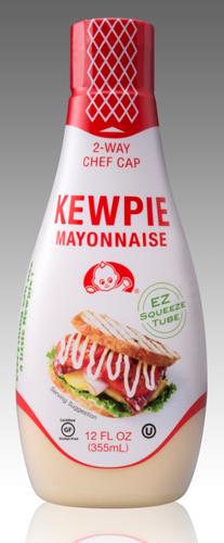米国で販売するKEWPIE MAYONNAISE
