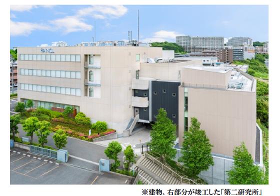 総合研究所「第二研究所」