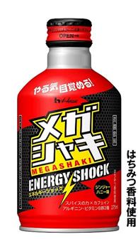 メガシャキ ENERGY SHOCK
