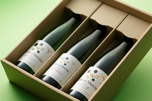 シャトー・メルシャン 初夏を愉しむ三種の白ワインセット