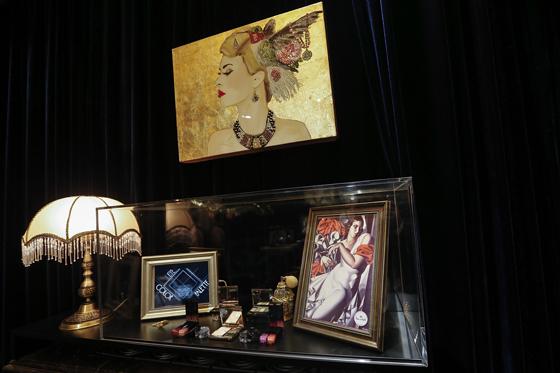 タマラ・ド・レンピッカにインスパイアされたコレクション2