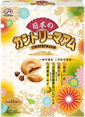 日本のカントリーマアム