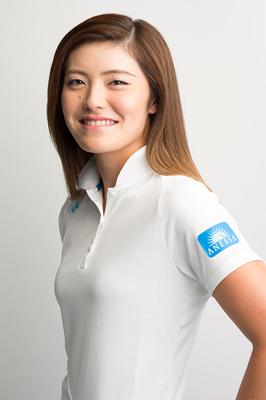 プロゴルファーの渡邉彩香選手