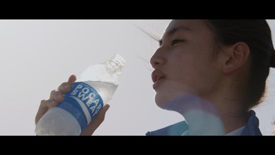 八木莉可子さん起用「ポカリスエット」新CM2