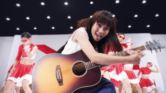 矢井田瞳さん出演「米唐番」新CM「ヤイコMy Love」編2