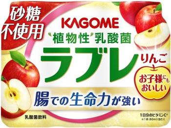 植物性乳酸菌ラブレ りんご