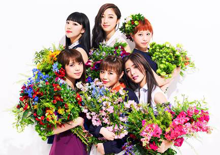 E-girls Flower