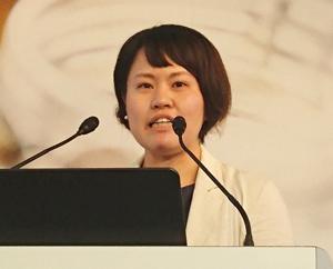 「世界のKitchenから」商品担当主任の図子久美子さん