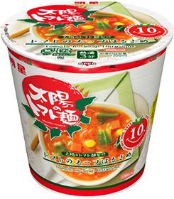 太陽のトマト麺監修 トマトのスープはるさめ